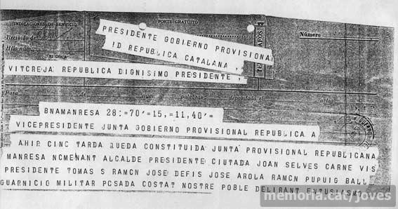 Telegramajuntaprovisional