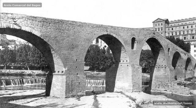 Fig. 1. El Pont vell