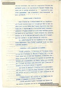 7/11/1936. Proposta del departament de Foment i Treball de l'Ajuntament de continuar les  obres públiques
