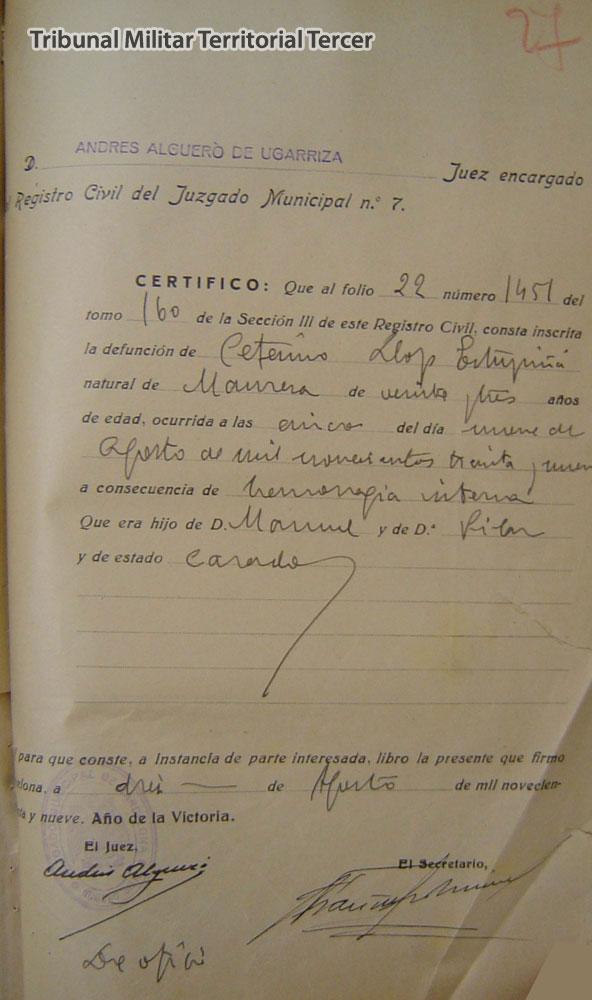 De Documents Repressió La FranquistaLes Repressions Guerra gybf7vmIY6